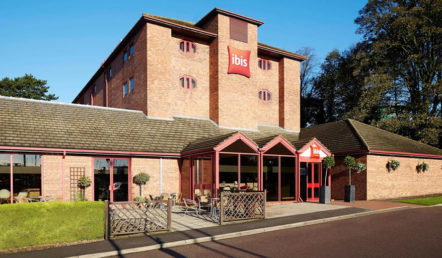 Ibis Budget Luton Airport History