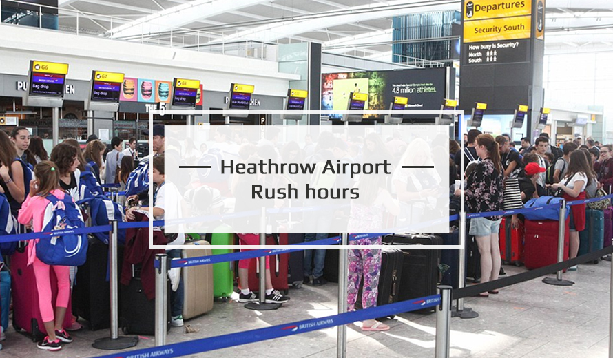 Heathrow Airport Rush Hours