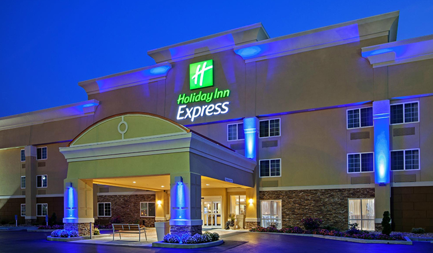 Holiday Inn Express Luton Airport Directions