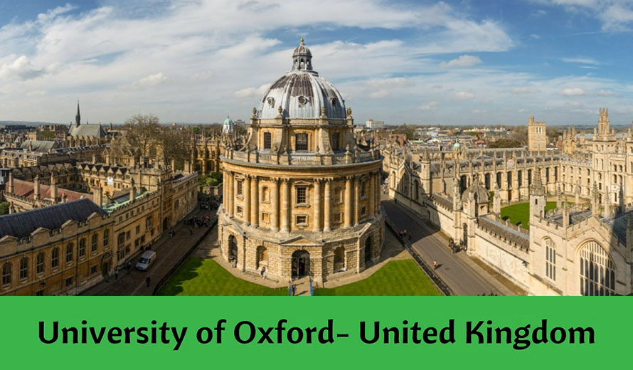 How to get to Oxford University