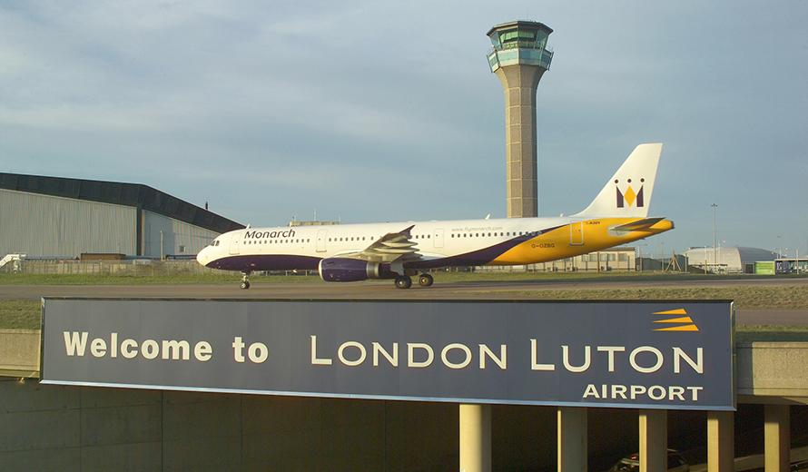 London Luton Aiprort
