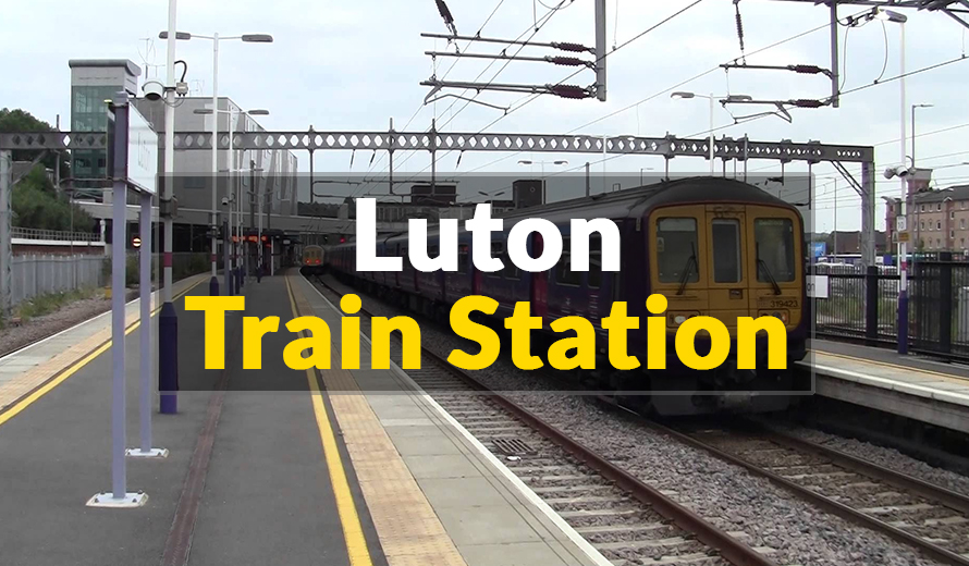 Trains to Luton – Luton Station
