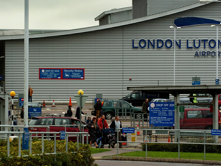 Nearest Airports to High Town Luton