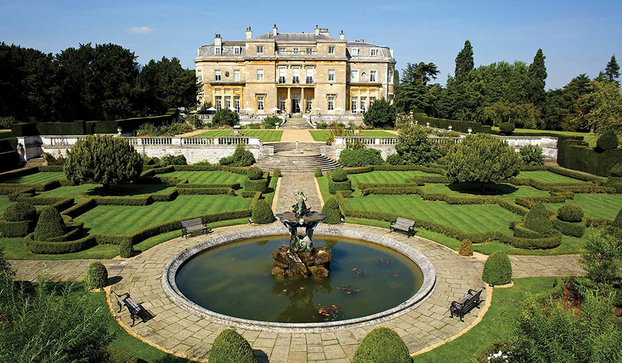 Redevelopment place at Luton Hoo