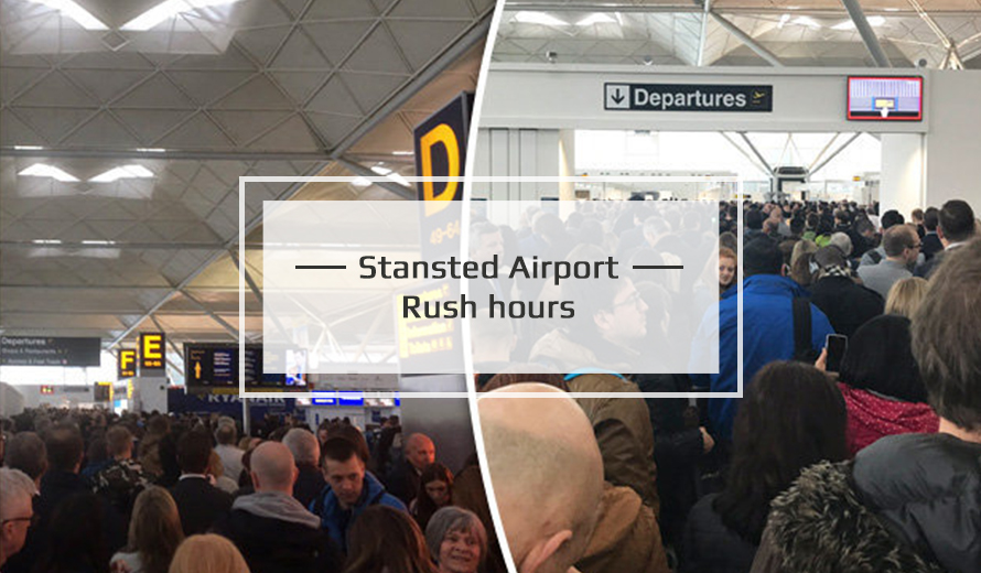 Stansted Airport Rush Hours