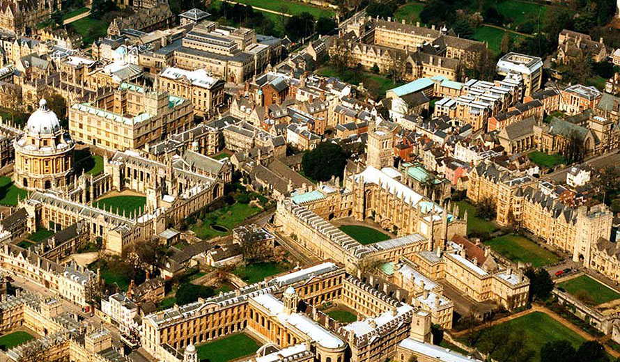 Getting to and from Oxford University