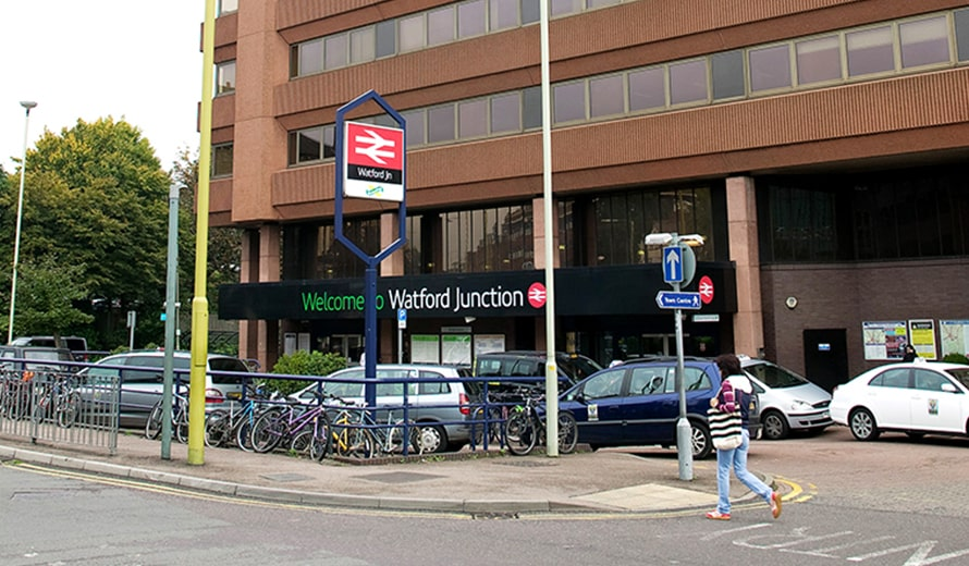 Getting to and from Watford Junction