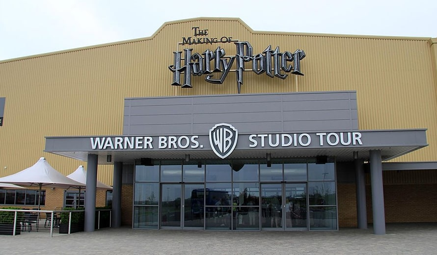 Getting to and from Warner Bros Studio Tour